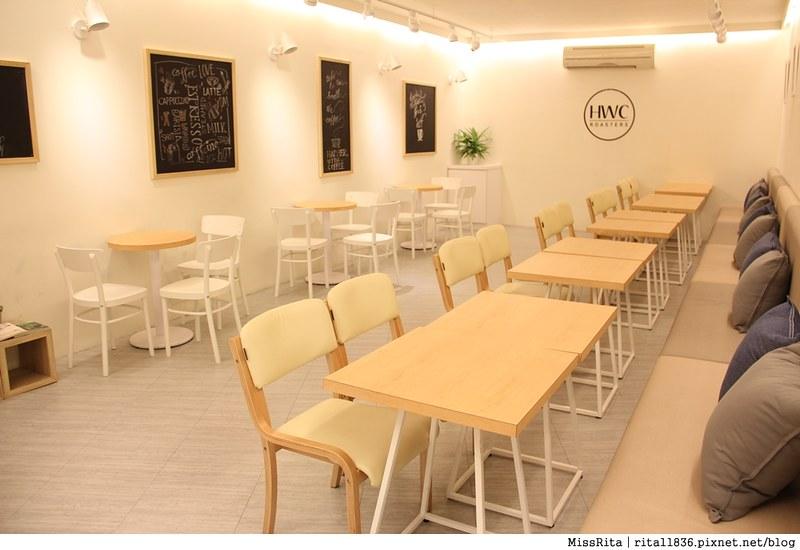 台中咖啡 台中黑沃咖啡 黑沃咖啡 HWC roasters 高工咖啡 世界冠軍咖啡 耶加雪菲 coffee 台中精品咖啡7