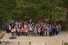 Home School Family Camp  May 2017