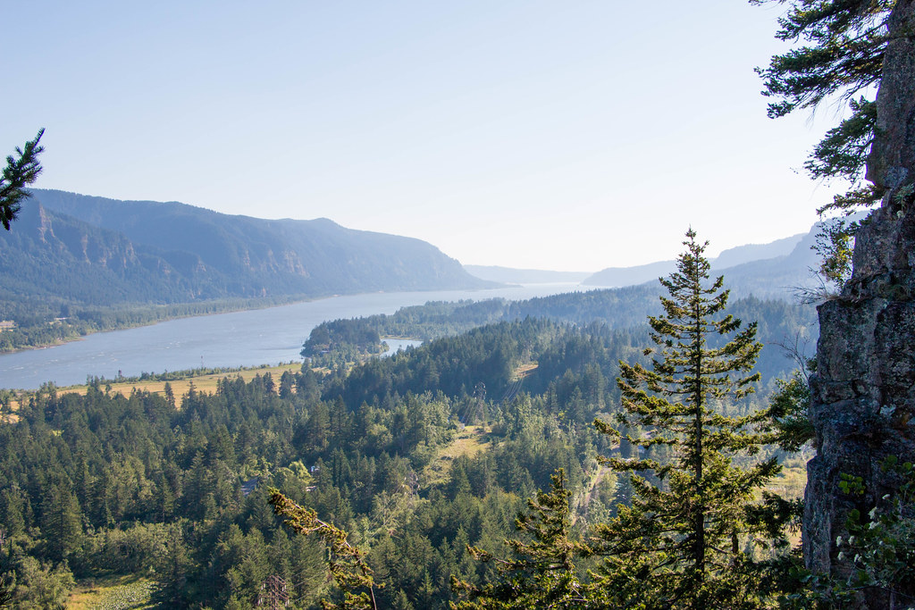 07.01. Beacon Rock State Park