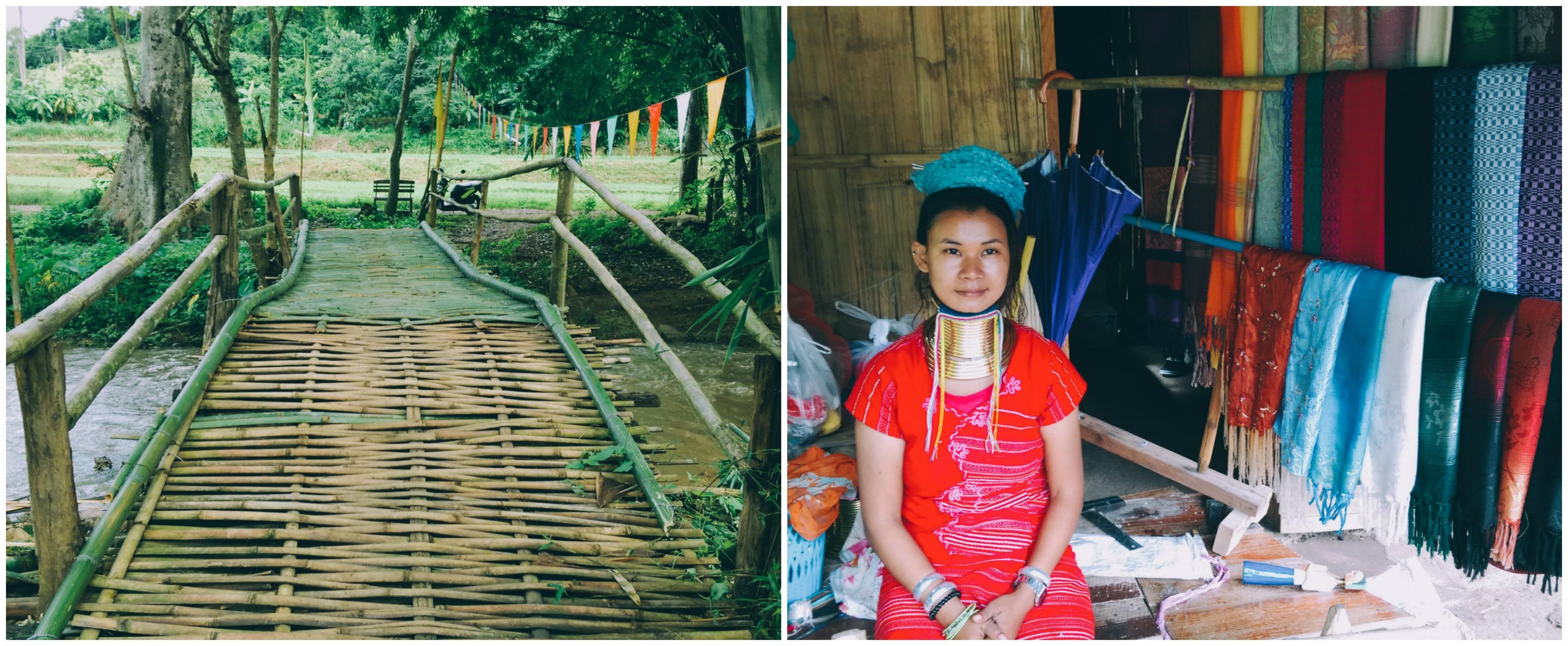travel pai mhong village
