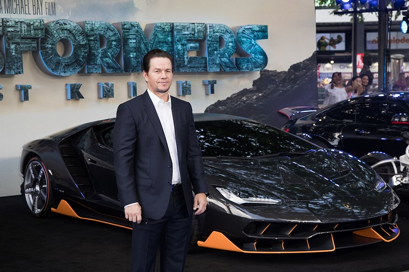 Lamborghini Transformers Premiere