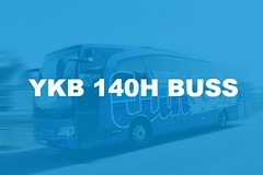 YKB 140 timmar Buss