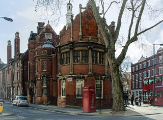 The Old Finsbury Town Hall