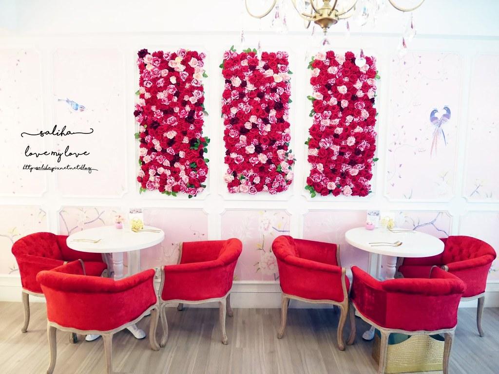 台北東區國父紀念館站情人節約會氣氛好浪漫餐廳推薦法式料理 (5)
