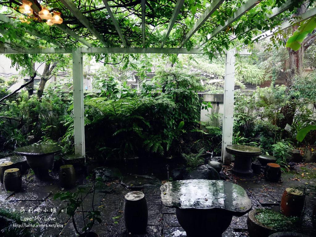 台北大安區公館新生南路附近餐廳推薦紫藤廬泡茶下午茶 (31)