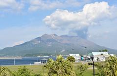 JAPON SAKURAJIMA (Kyushu)