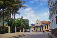 Estaci�n Central Marta Abreu en la Plaza de los M�rtires