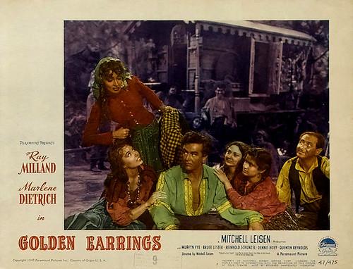 Golden Earrings - lobbycard 2