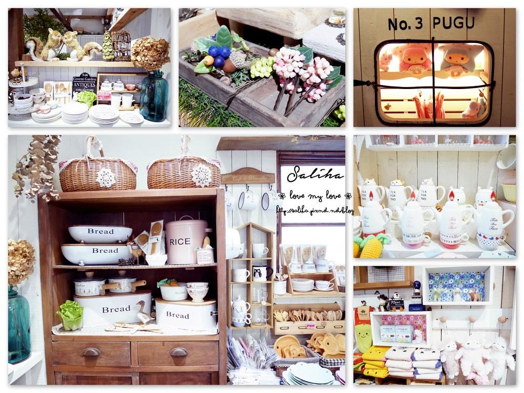 台中市西區餐廳下午茶推薦PUGU 田園雜貨 (45)