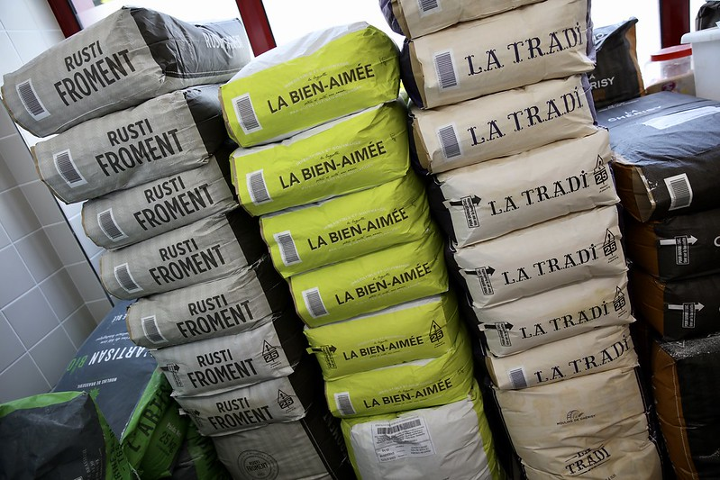 La baguette magique : Artisan boulanger pâtissier à Richebourg