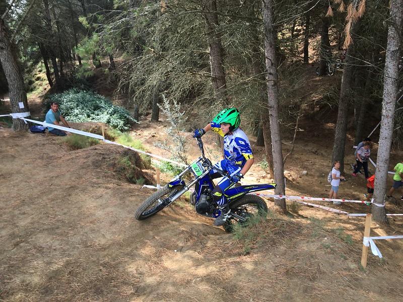 Trial de Almenar, Open Trial Lleida 2017