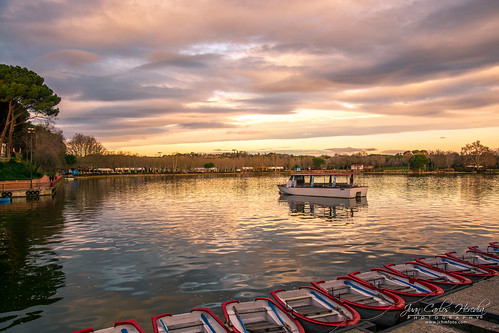 spain sky madrid lake europe sunrise bluesky amanecer breakofday cielo cieloazul dawn daybreak españa europa lago mañana morning salidadelsol sunup