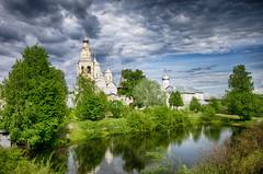 Spaso-Prilutsky Monastery of St. Dimitry.  Vologda.