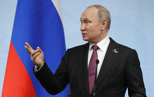 "Putin instructed to deal with the ""borsato"" management of the plant in Nizhny Tagil"