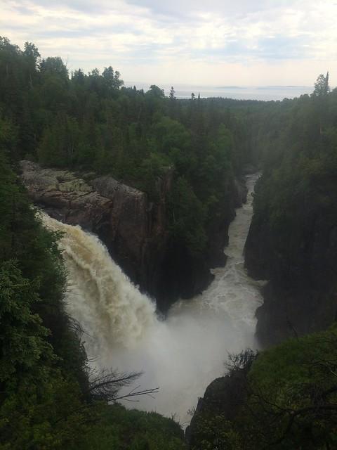 Aguasabon River gorge