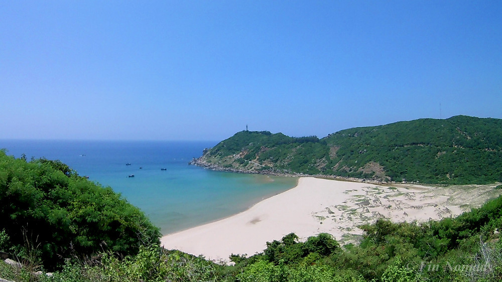 Vietnam coast road 2