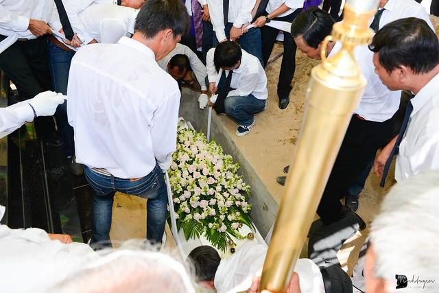 Lễ An Táng Thân Phụ Đức TGM Giuse Nguyễn Chí Linh - Ảnh minh hoạ 23