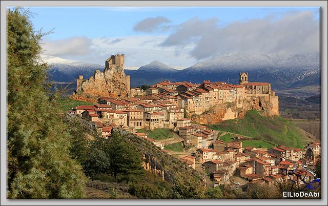 Pueblos mas bonitos de España en Burgos Frías (5)