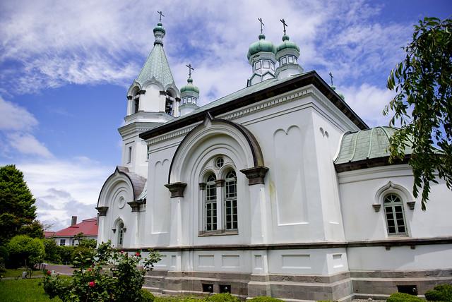 Hakodate Orthodox Church 函館ハリストス正教会