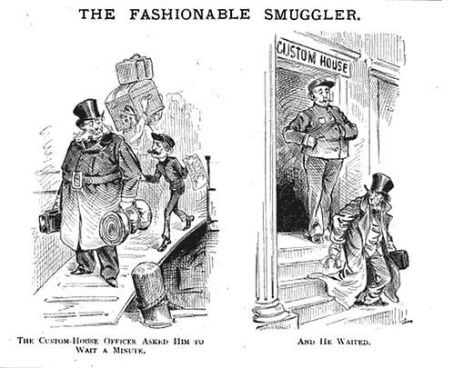 fashionable smuggler, the (1883)