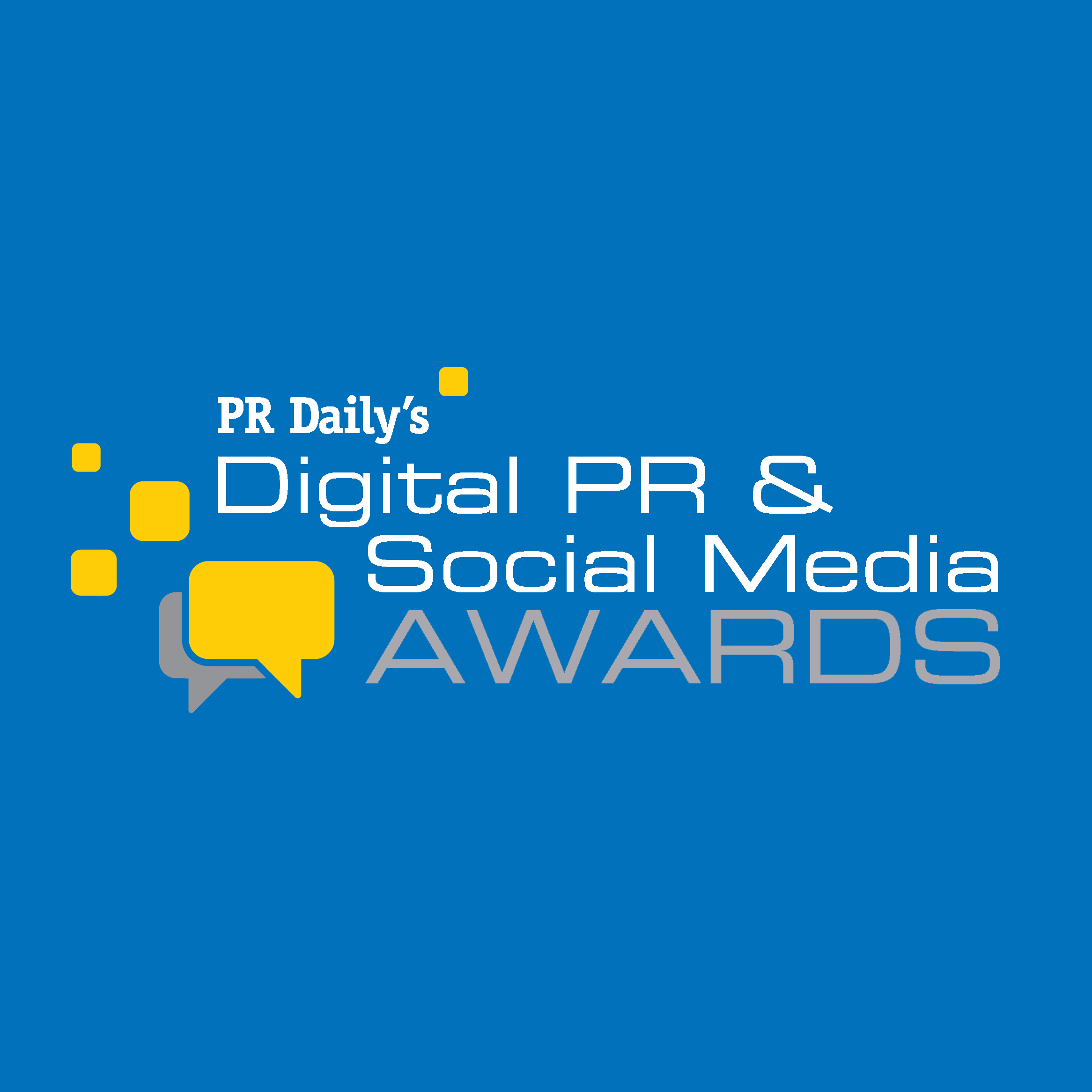 (PR Daily) PR Daily's Digital PR & Social Media Awards