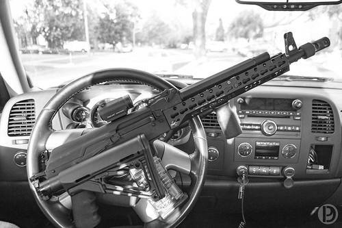 Truck Gun