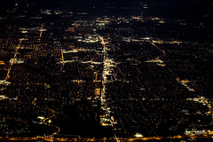 Have You Ever Seen Dallas from a DC 9 at Night?
