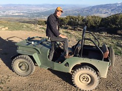 Willys Jeep on Peavine