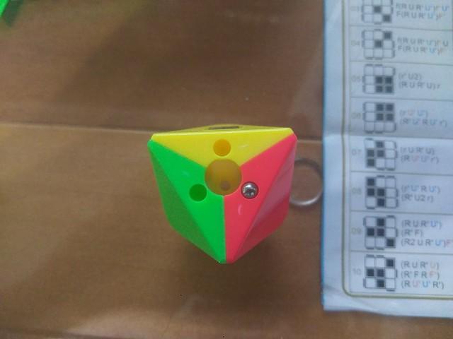魔方教室 金字塔魔方 基塊2