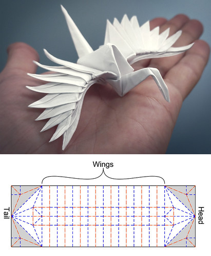 Feathered Tsuru CP