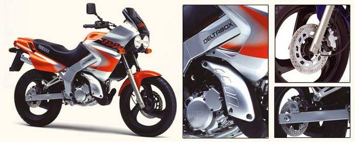 Yamaha 125 TDR 1993 - 2