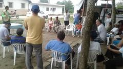 Alcaldía de Chone socializó conformación de comuna campesina