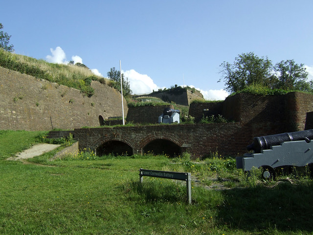 Fort Amherst, Chatham