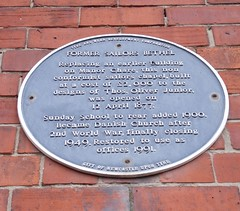 Photo of Black plaque number 43459
