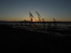 Evangeline Beach sunset, Nova Scotia