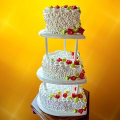 Torta de Boda tradicional