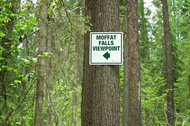 Moffat Falls