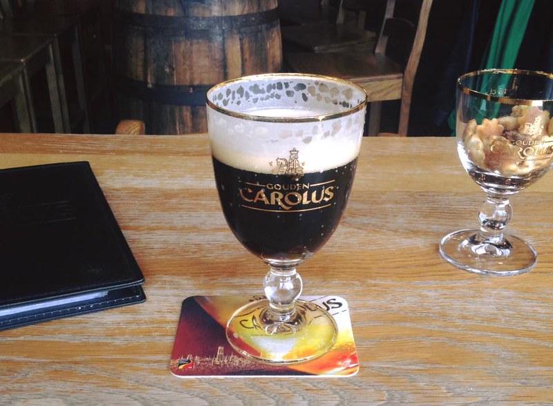 Cerveza favorita de Carlos V
