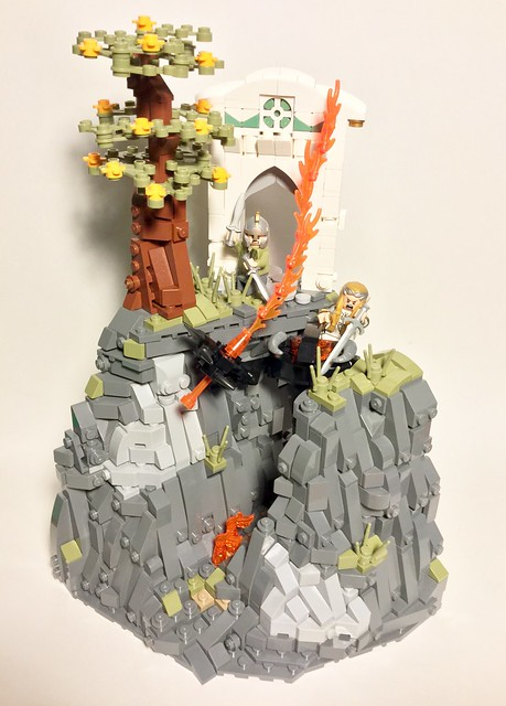 Glorfindel's Fall