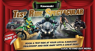 Test Ride Spectacular