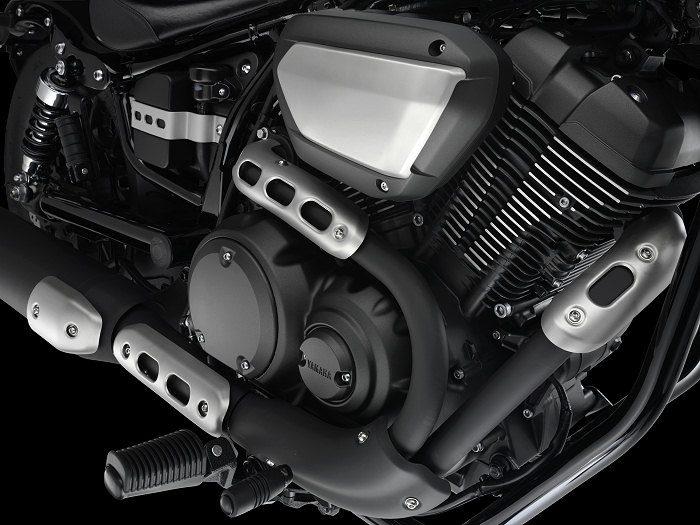 Yamaha XV 950 (Bolt) 2014 - 5