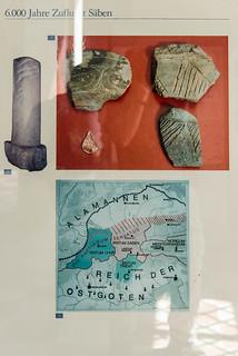 Frühgeschichtliche Funde am Säbener Berg
