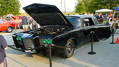Black Beauty (no. 2) from The Green Hornet TV Show