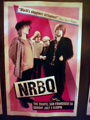 NRBQ Summer 2017