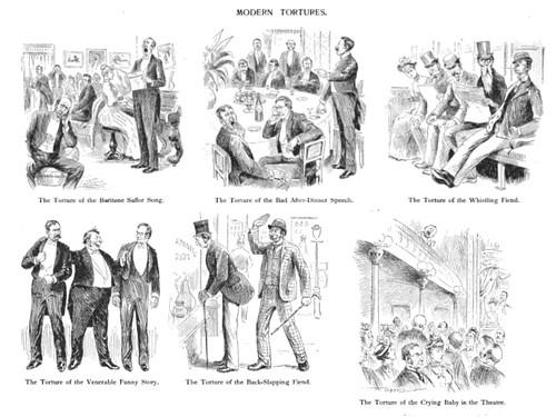 modern tortures (1890)