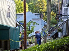 More than 117,000 still without power, but restoration efforts are ongoing