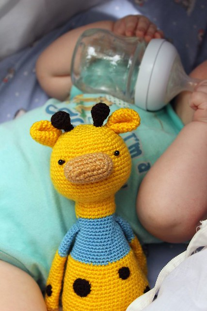 Giraffe for baby
