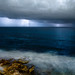 Lightning Storm Approaching Isla Mujeres por brian.pipe