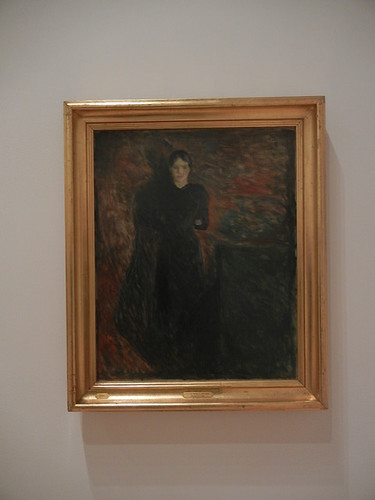 DSCN9071 _ Lady in Black (Olga Buhre), 1891, Edvard Munch, SFMOMA