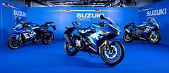 Suzuki GSX-R 125 2017 - 18